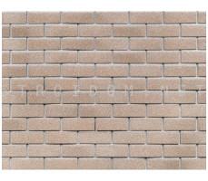 Фасадная плитка HAUBERK Античный кирпич 1кв.м. Технониколь