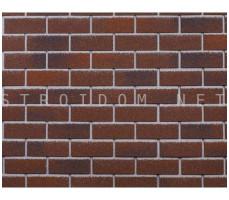 Фасадная плитка HAUBERK Баварский кирпич 1кв.м. Технониколь