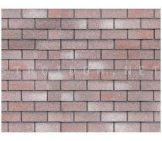 Фасадная плитка HAUBERK Мраморный кирпич 1кв.м. Технониколь