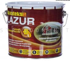 Защитно-декоративный состав для дерева LAZUR Акватекс