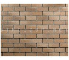 Фасадная плитка HAUBERK Песчанный кирпич 1кв.м. Технониколь