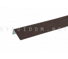 Наличник оконный металлический Hauberk Баварский 50x100x1250мм Технониколь