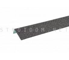 Наличник оконный металлический Hauberk Сланец 50x100x1250мм Технониколь