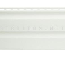 Альта-Сайдинг виниловый белый 3,66м. Альта Профиль