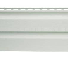 Альта-Сайдинг виниловый светло-серый 3,66м. Альта Профиль