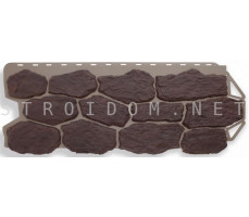 Панель бутовый камень Датский 1,128 x 0,47м. Альта Профиль