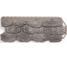 Панель бутовый камень Скандинавский 1,128 x 0,47м. Альта Профиль