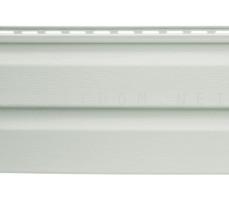 Альта-Сайдинг виниловый светло-серый 3,00м. Альта Профиль