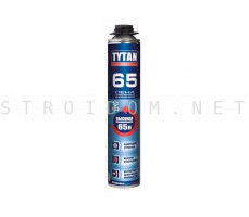 Профессиональная зимняя пена TYTAN PROFESSIONAL 65 Профи Q2 750 мл минус 20 Титан Tytan