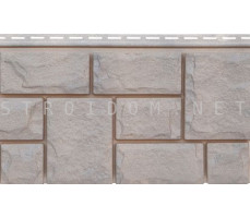 Фасадные панели Я-фасад Екатерининский камень Железо Гранд Лайн Grand Line