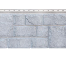 Фасадные панели Я-фасад Екатерининский камень Серебро Гранд Лайн Grand Line