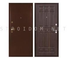 Дверь входная металллическая ДАЧНИК