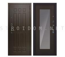Дверь входная металллическая КВАТРО