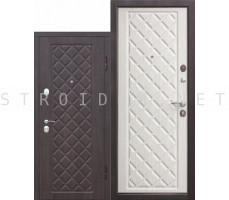 Входная дверь  Камелот Винорит Беленый Дуб