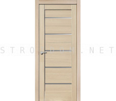 Porta Bella: Дверь Эко Flex Модерн стекло Самшит Белый 900x2000мм