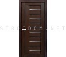 Porta Bella: Дверь Эко Flex Палермо-М Черный Бархат 800x2000мм