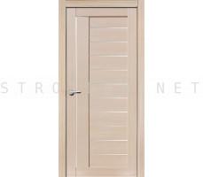Porta Bella: Дверь Эко Flex Палермо-М Самшит Белый 900x2000мм