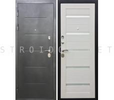 Дверь входная Комфорт CИТИ Муар №322/Лиственница 960x2070мм