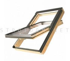 Мансардное окно Fakro FTS U2 Standart 78х140 --- Fakro Факро