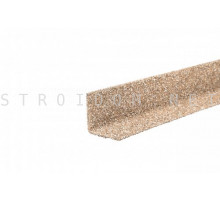 Уголок металлический внутренний Hauberk Античный 50x50x1250мм Технониколь