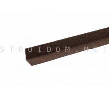 Уголок металлический внутренний Hauberk Баварский 50x50x1250мм Технониколь